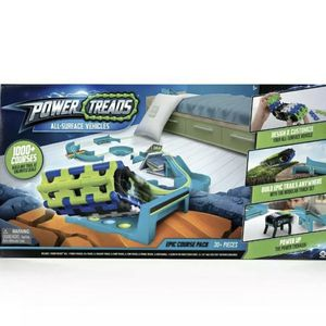 WowWee Power Treads All-Surface Vehicles Epic Course Toy Kids Modular Track for Sale in Humble, TX