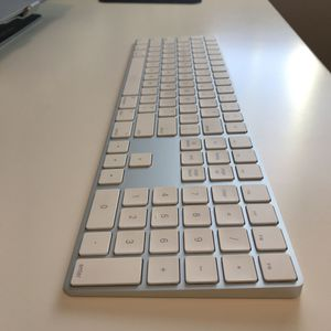 Apple Keyboard with Numeric Pad - v2 for Sale in Vallejo, CA