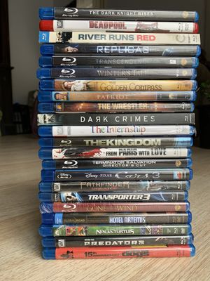 Blu ray lot for Sale in Denver, CO