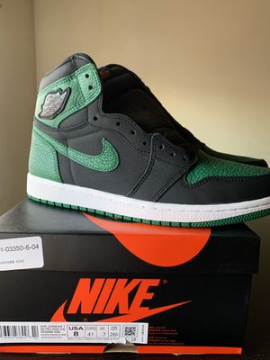 Air Jordan 1 retro pine green size 8 for Sale in Los Angeles, CA