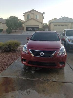 Nissan Versa 2014 Exellent gas saver for Sale in Las Vegas, NV