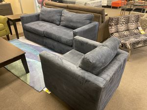Levi sofa and chair set for Sale in Baton Rouge, LA
