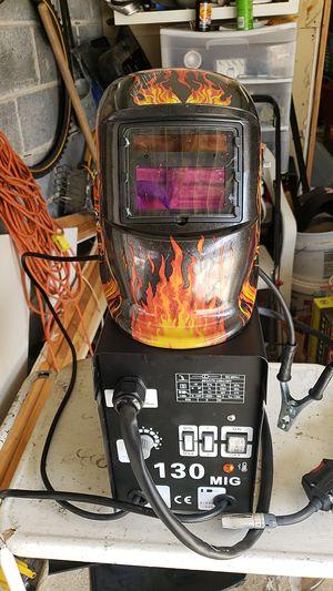 Zeny mig welder 130 for Sale in Wyndmoor, PA