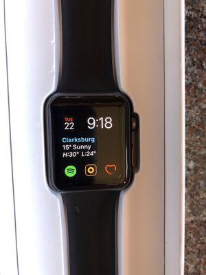Apple Watch Series 1 42mm unlocked for Sale in Clarksburg, MD