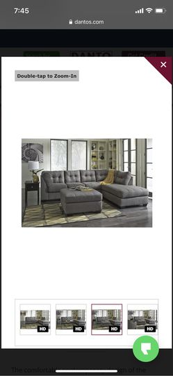 Like new sectional sofa bed for Sale in Detroit,  MI