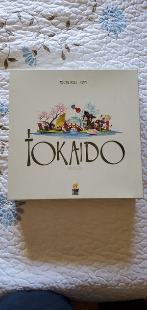 Tokaido Board Game for Sale in San Diego, CA