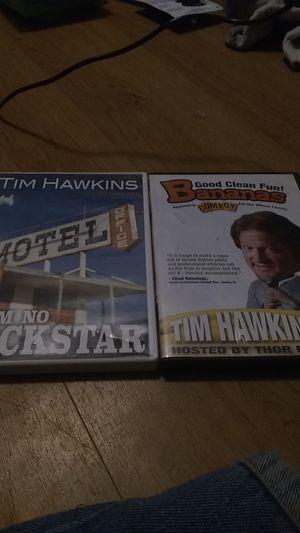 Tim Hawkins concert I'm no rockstar, good clean fun! Bananas. for Sale in Big Rapids, MI