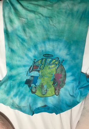 Size of medium clueless T-shirt tie-dyed for Sale in Dallas, TX