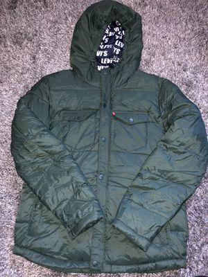 Levis Coat Jacket Size Medium for Sale in Woonsocket, RI
