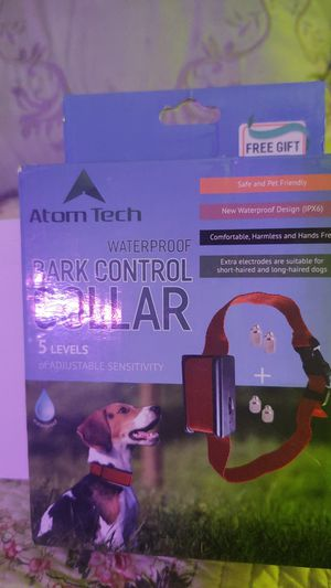 Dog Bark Collar for Sale in Snohomish, WA