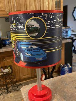 Lamp Lightning McQueen Kids for Sale in Beachwood,  NJ