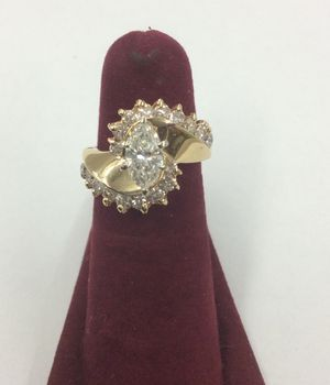14kt Diamond Ring for Sale in Kissimmee, FL