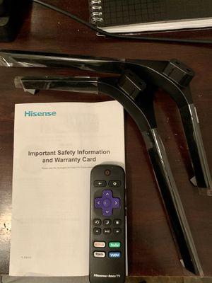 Hisense 65 inch smartTV for Sale in Anaheim, CA