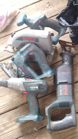 Bosch 18v for Sale in Prattville,  AL
