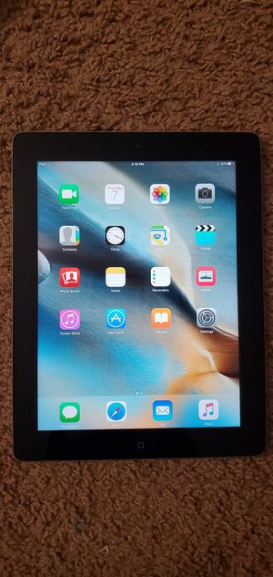 iPad 3 16 GB for Sale in Aspen Hill, MD
