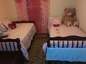 Two twin and bunk bed for Sale in MONTGOMRY VLG, MD