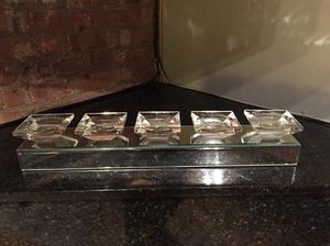 Decorative candle holder for Sale in Chicago, IL