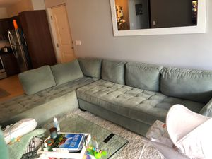 sectional couch for Sale in West Palm Beach, FL