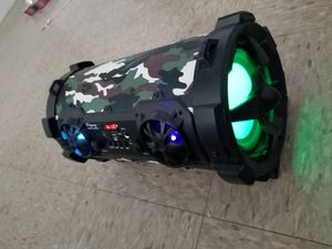 Bluetooth speaker (portable) for Sale in San Angelo, TX