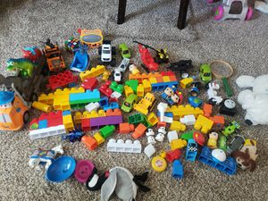Mega blocks, trucks and more toys for Sale in Henderson, NV