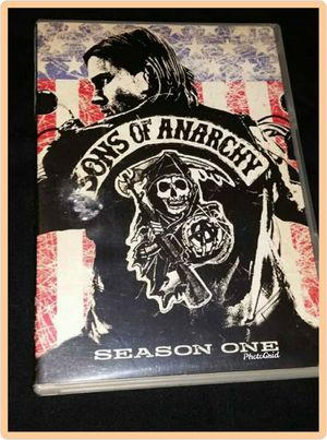 Sons of Anarchy Season 1-3 New Euc for Sale in Kentwood, MI