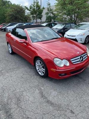 2008 Mercedes-Benz CLK-Class for Sale in Manassas, VA