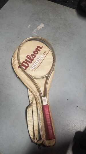 Wilson profile 2.7 tennis racket for Sale in Issaquah, WA
