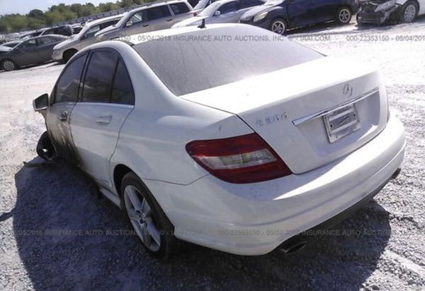 Mercedes W204, C300. For parts only