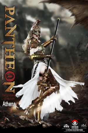 Pantheon 1/6 Scale Goddess of Underworld ATHENA Figure NEW for Sale in San Diego, CA