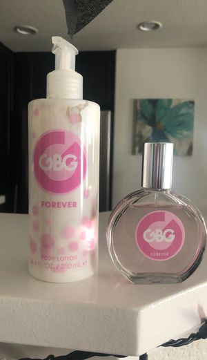 New GBG perfume and lotion for sale... for Sale in Chula Vista, CA