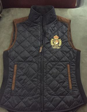 Ralph Lauren vest for Sale in Clinton Township, MI