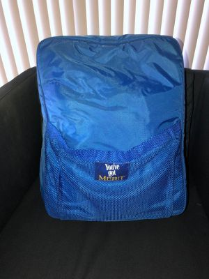 NEW- Picnic Set For Two Backpack Blue Yellow Merit Rewards for Sale in Davie, FL