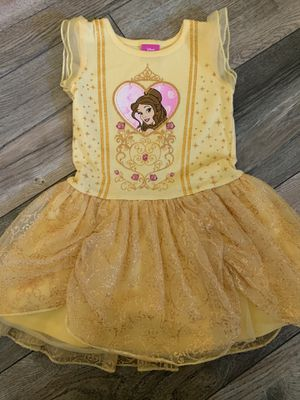 3t Disney Princess Belle dress for Sale in Rancho Cucamonga, CA