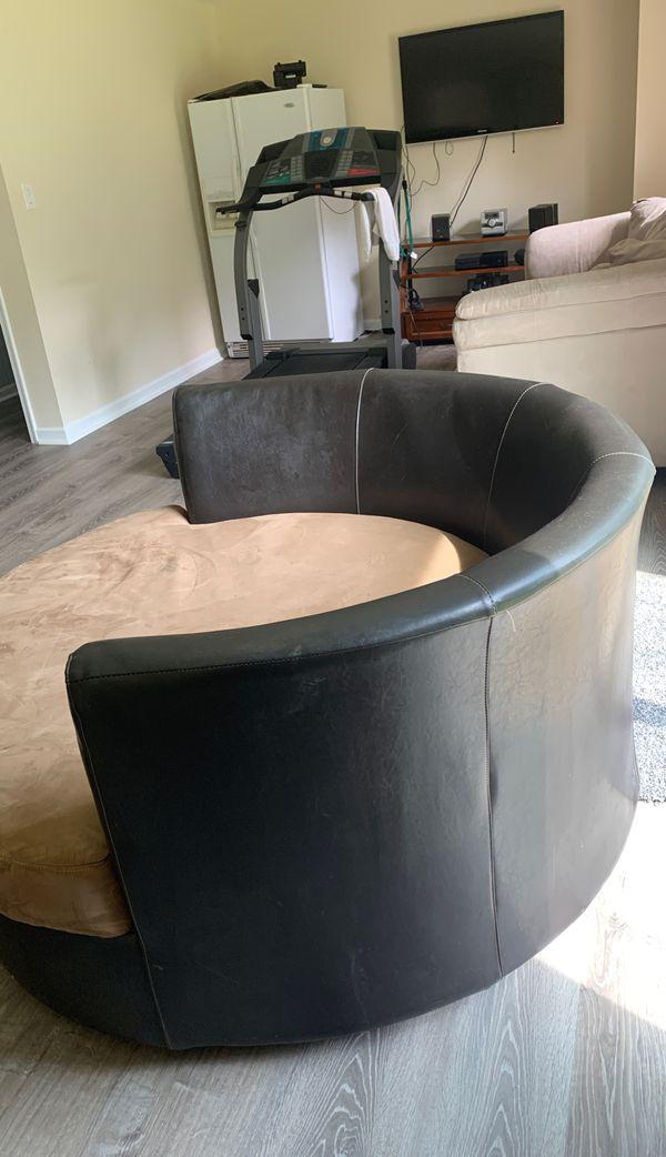 Rotary Round Sofa