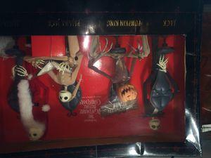 Tim Burtons nightmare before Christmas Jack pumpkin king pajama Jack and San for Sale in Leavenworth, KS