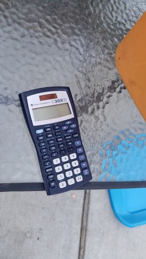 Calculator for Sale in Houston, TX
