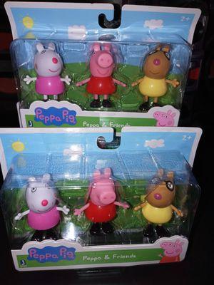 Peppa pig figure for Sale in Bloomington, CA