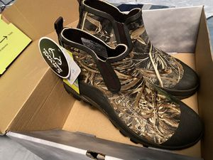 Western Chief Realtree Xtra Rubber Ankle Boots for Sale in Seattle, WA
