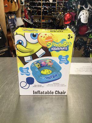 SpongeBob SquarePants Inflatable Chair for Sale in Matawan, NJ