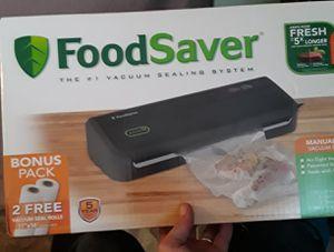 Vacuum sealer for Sale in Greenville, SC