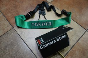 Brand NEW in Box TAKATA Camera Strap with FREE GIFT Seatbelt Harness Point BNIB FREE GIFT for Sale in La Puente, CA