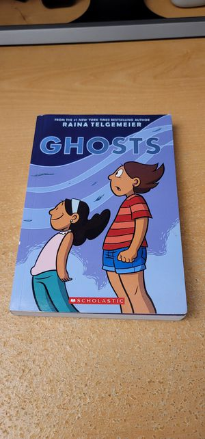 Ghosts by Raina Telgemeier for Sale in Queens, NY