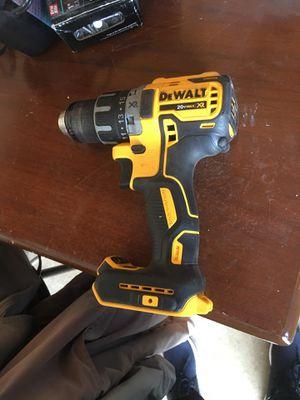 Dewalt 20v xr brushless drill for Sale in Kent, WA