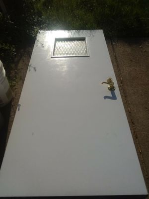 Steel Door 3Ft By 6Ft7 in for Sale in Cleveland, OH