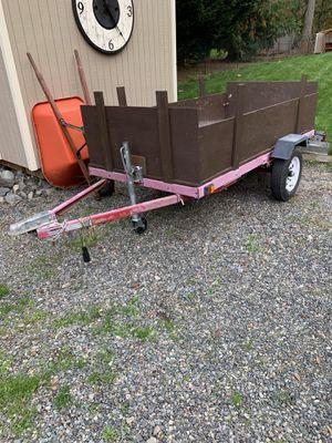 2012 utility trailer for Sale in Auburn, WA