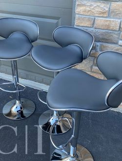 Brand New! $60 Each 3 Gray Bar Stools for Sale in Orlando,  FL
