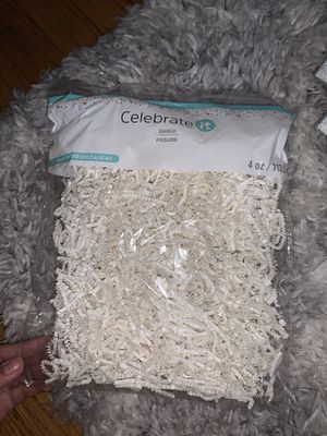 big bag of white shred for Sale in Oakland, CA