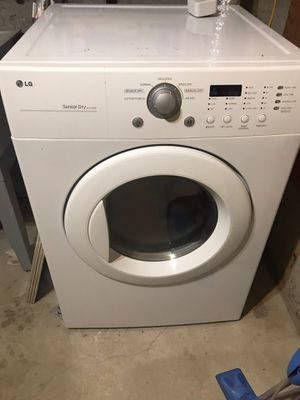 LG washer and gas dryer work perfectly (YOU pick up for $100 each) for Sale in Denver, CO