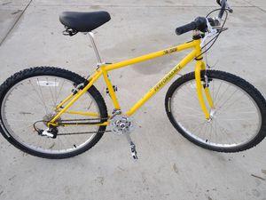 "1997 performance M-507 mountain bike made in U.S.A. cro-moly originally 15"". for Sale in Hemet, CA"