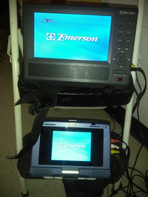 Portable DVD Players with All Cords & Straps for Sale in Fort Worth, TX